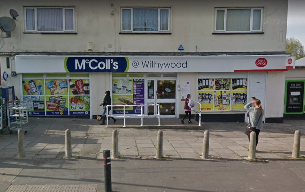 Withywood Post Office