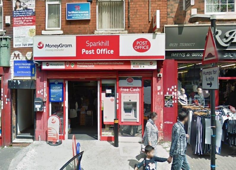 Sparkhill Post Office
