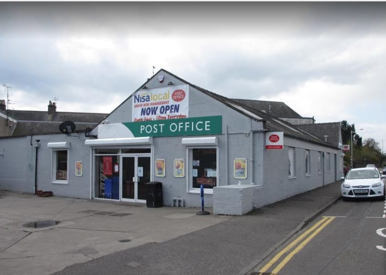 Leven Post Office