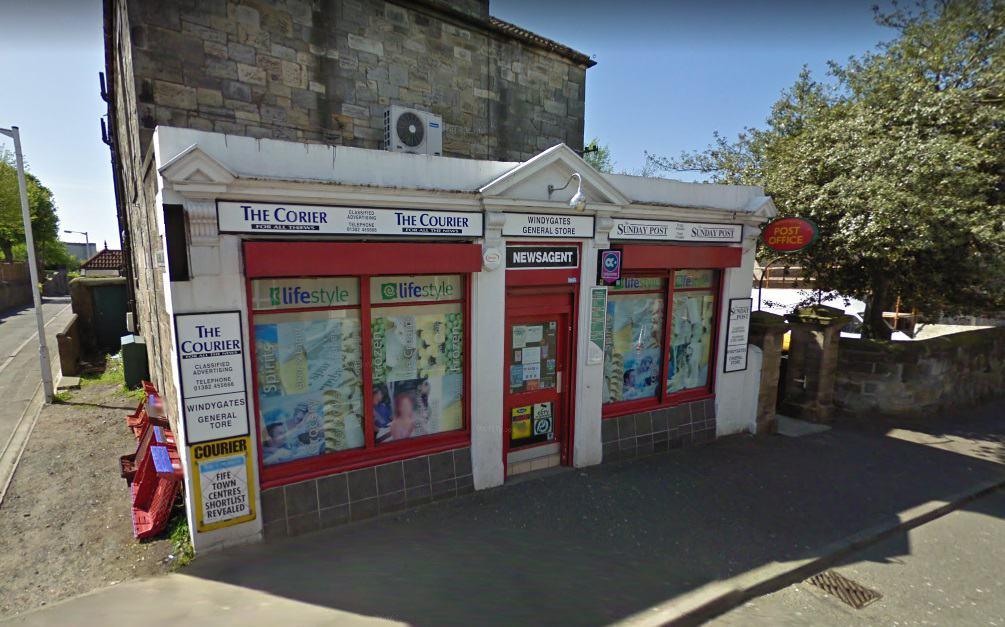 Windygates Post Office