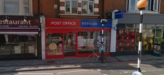 Leigh Road Post Office