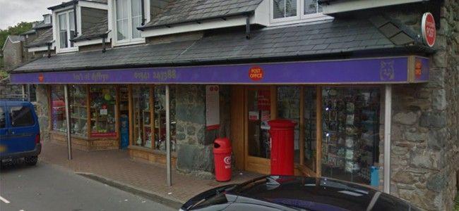 Dyffryn Ardudwy Post Office