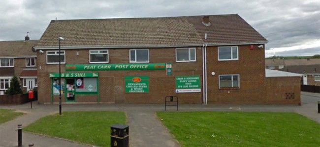 Peat Carr Post Office
