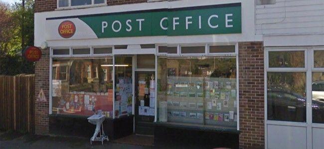 Hampstead Road Post Office