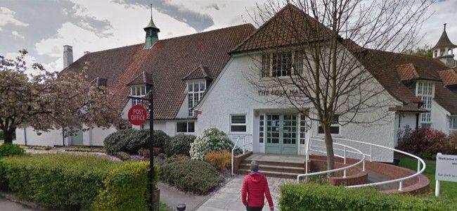 New Earswick Post Office