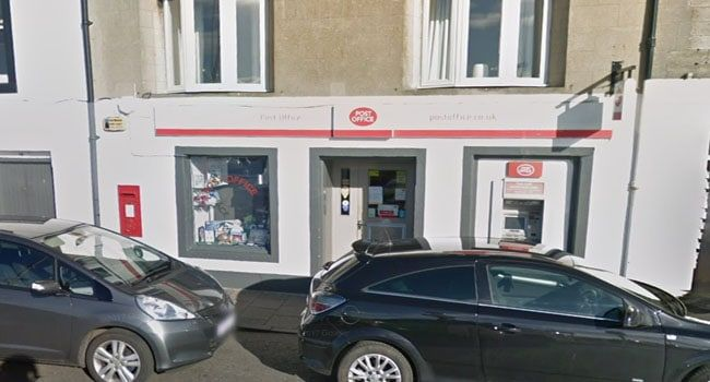 Anstruther Post Office