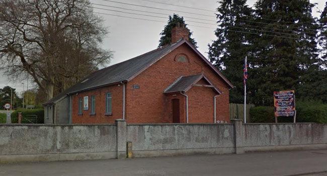 Muckamore Post Office