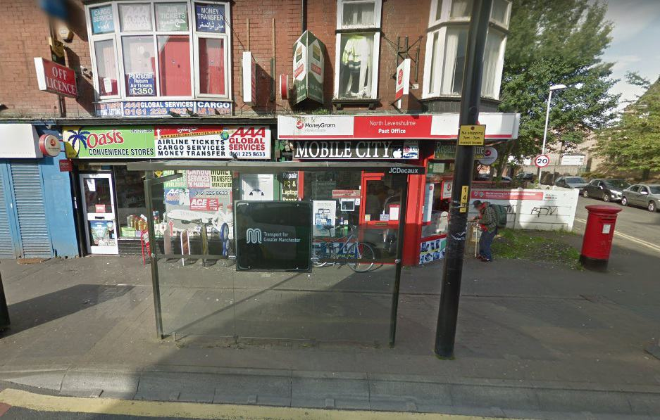 North Levenshulme Post Office