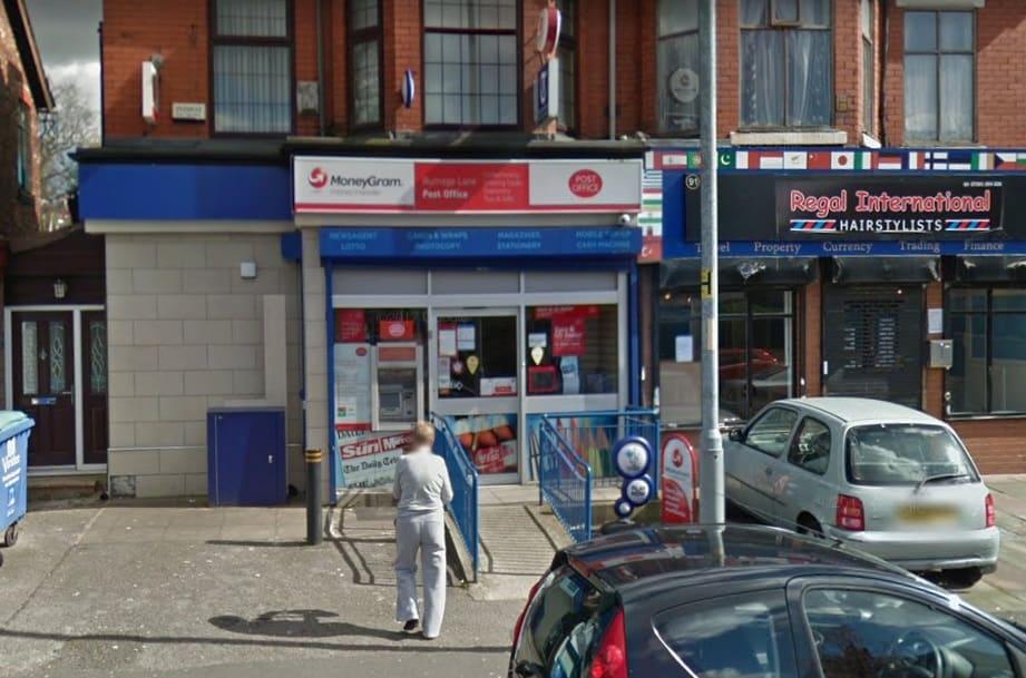 Burnage Lane Post Office