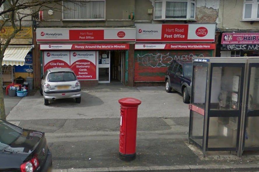 Hart Road Post Office
