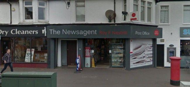 Ballyholme Post Office