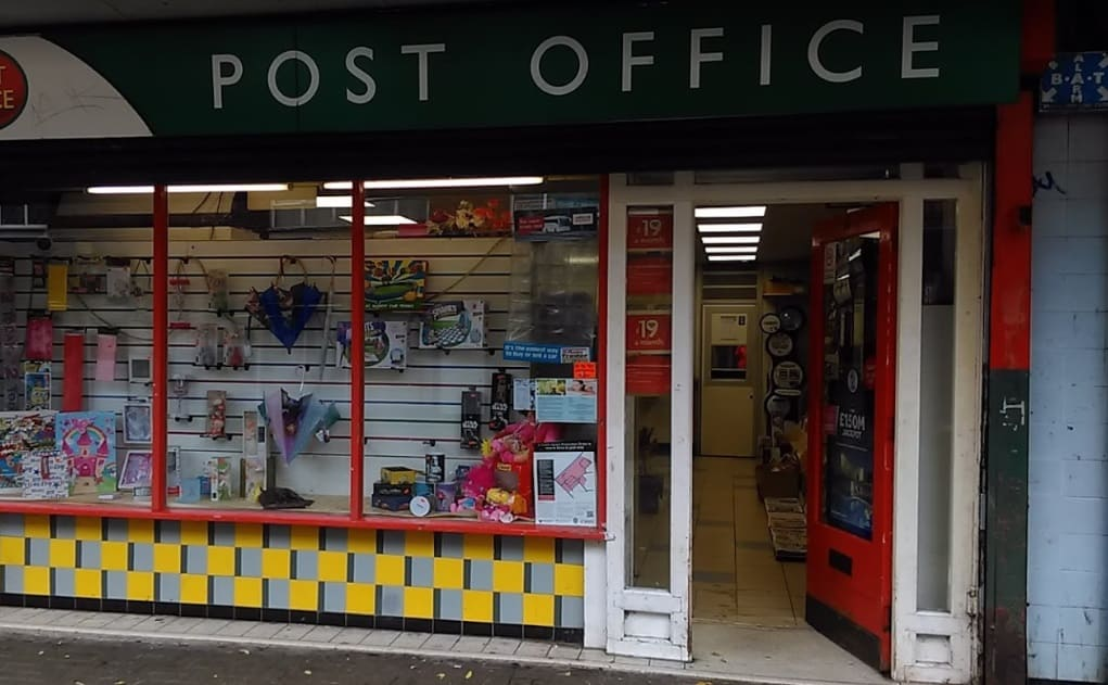 The Fold Post Office