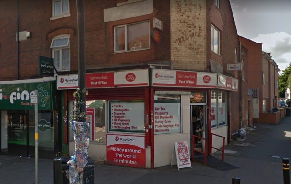 Summerfield Post Office