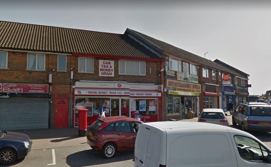 The Radleys Post Office