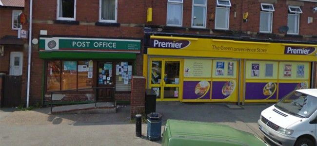 South Kirkby Post Office