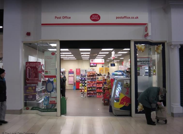 The Shires Post Office