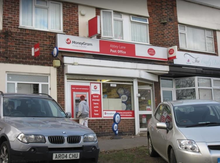 Abbey Lane Post Office
