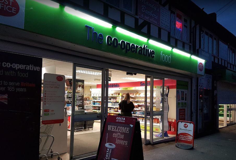 Reddicap Heath Post Office