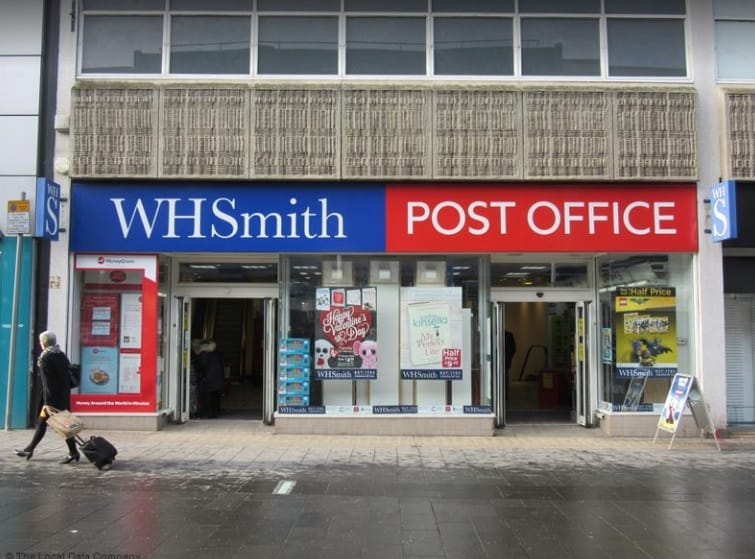 Leicester Post Office