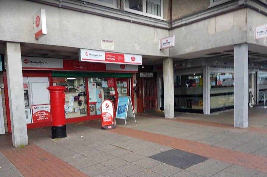 St Matthews Post Office