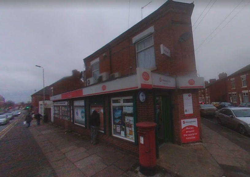 Melrose Street Post Office