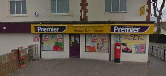 Hetton Road Post Office