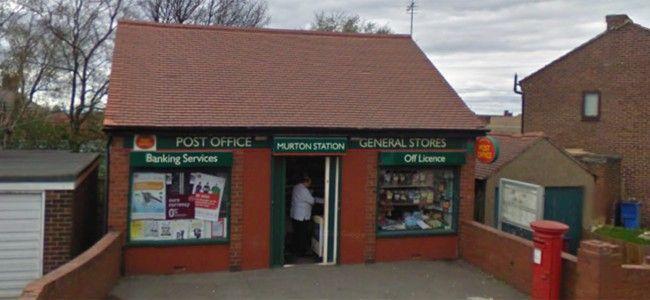 Newbottle Post Office