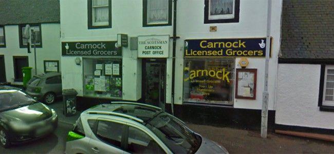 Carnock Mobile Service Post Office