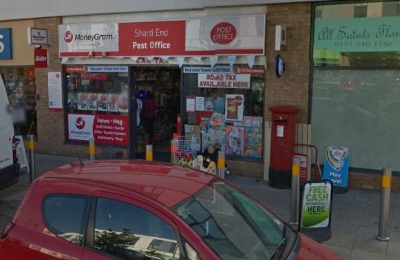 Shard End Post Office