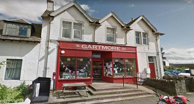 Gartmore Post Office