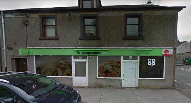 Strathblane Post Office