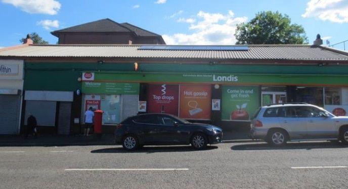Kelvindale Post Office