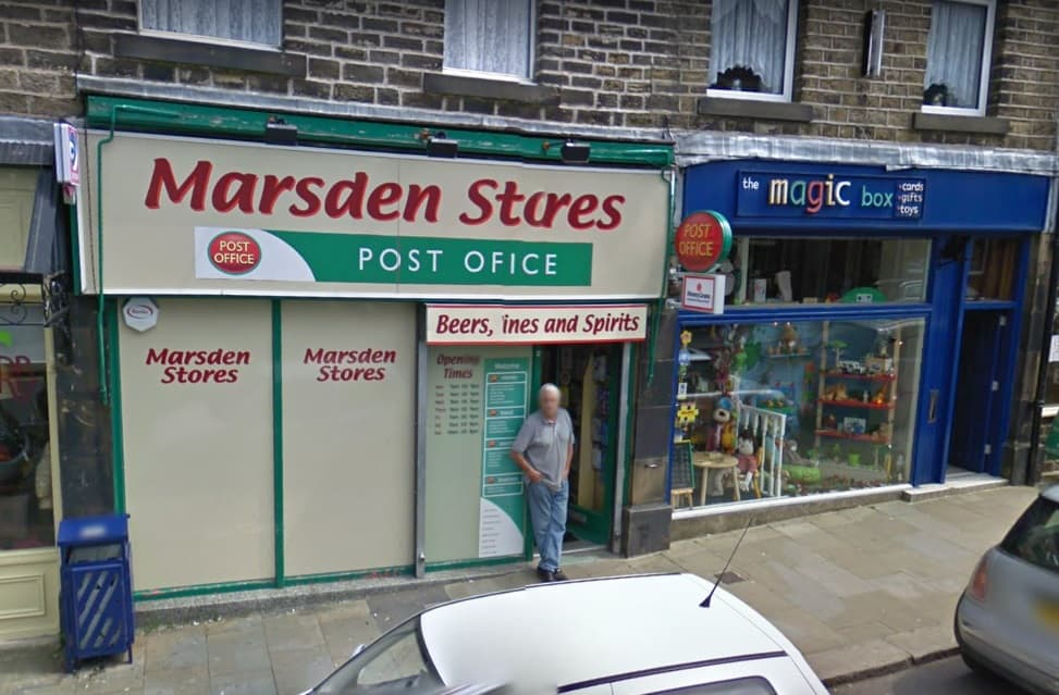 Marsden Post Office