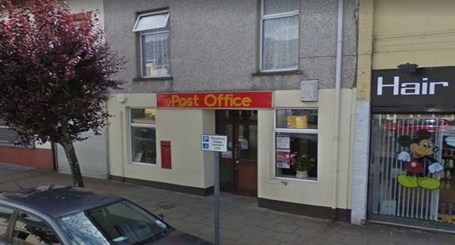 Irvinestown Post Office