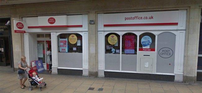 Cambridge City Post Office