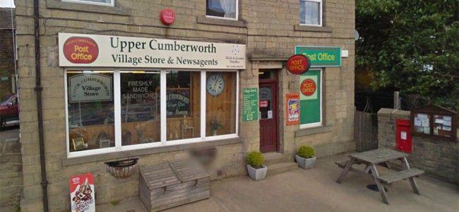 Upper Cumberworth Post Office