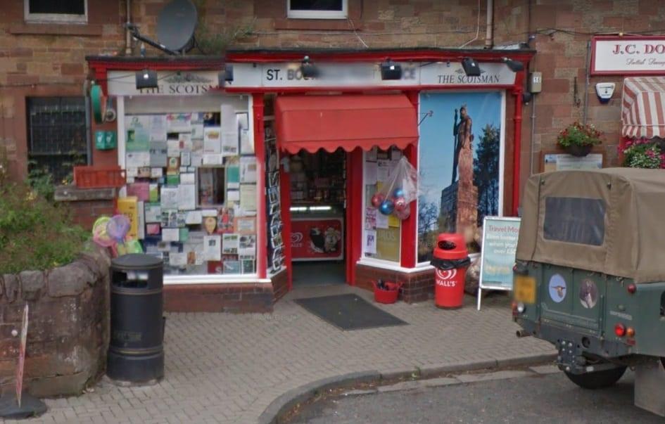 St Boswells Post Office