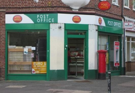 Chingford Hatch Post Office