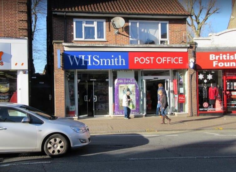Beckenham Post Office