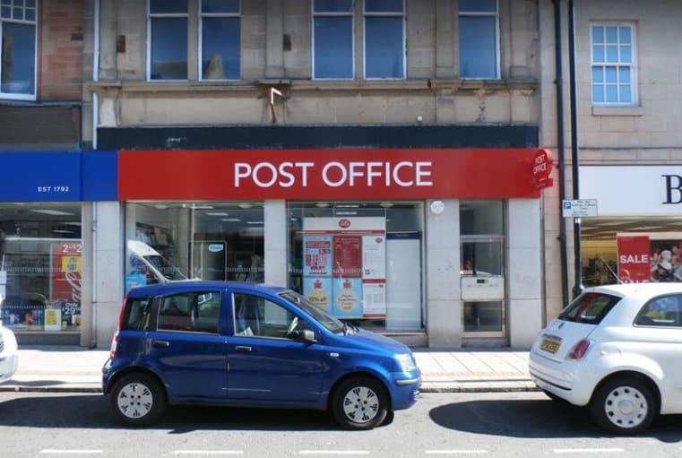 Galashiels Post Office