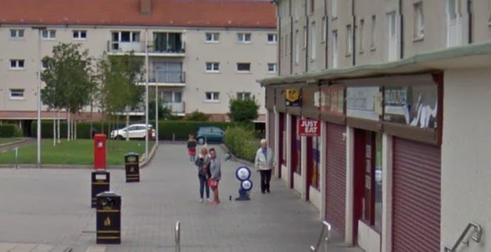 Toryglen Post Office