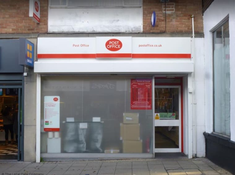 Normanton Post Office