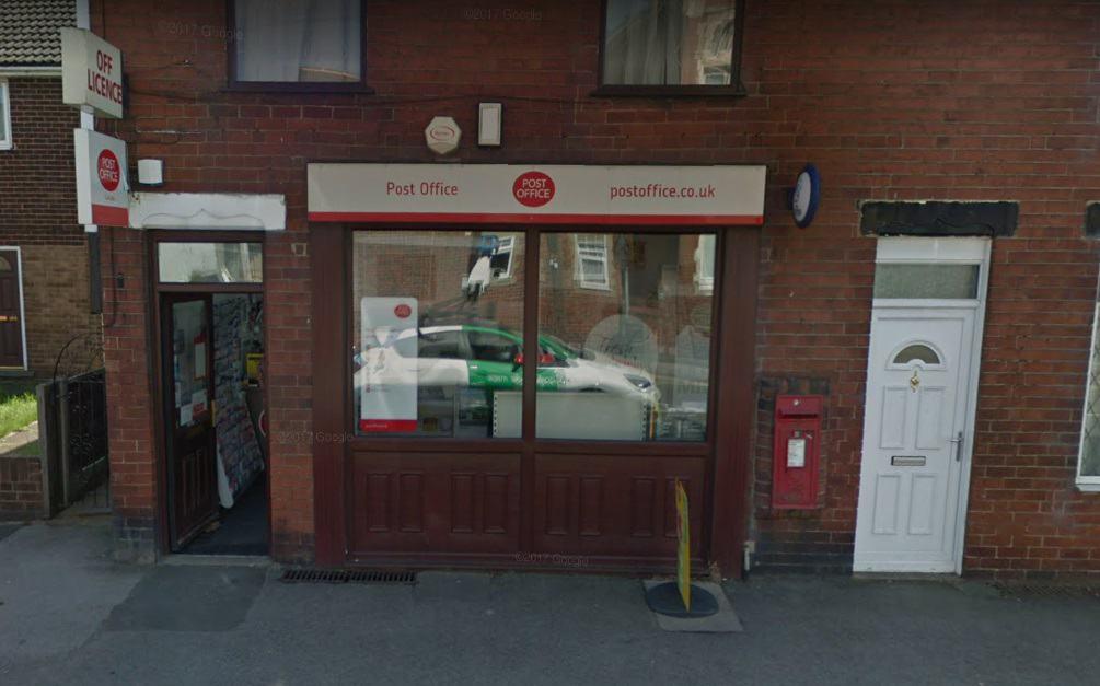 Cutsyke Post Office