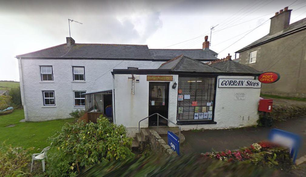 Gorran Post Office