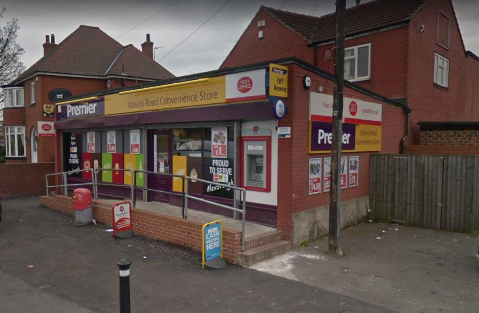 Adwick Road Post Office