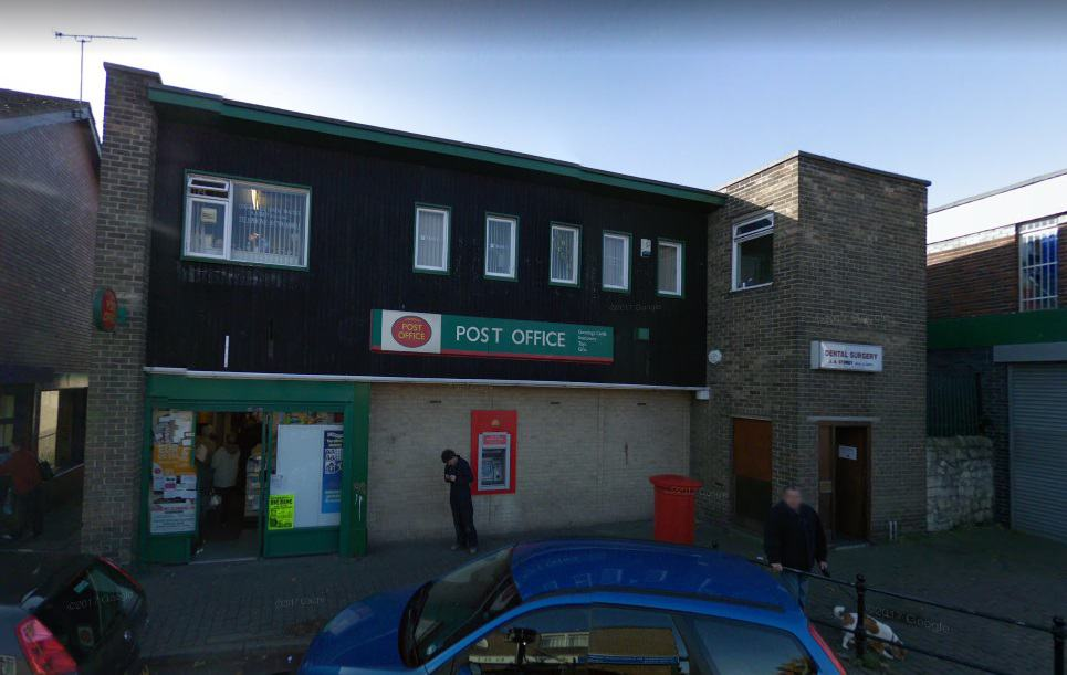 Conisbrough Post Office
