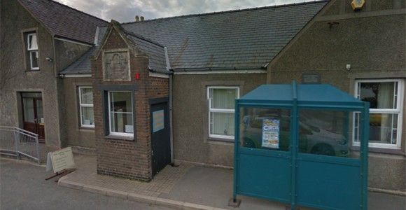 Llanfaethlu Post Office