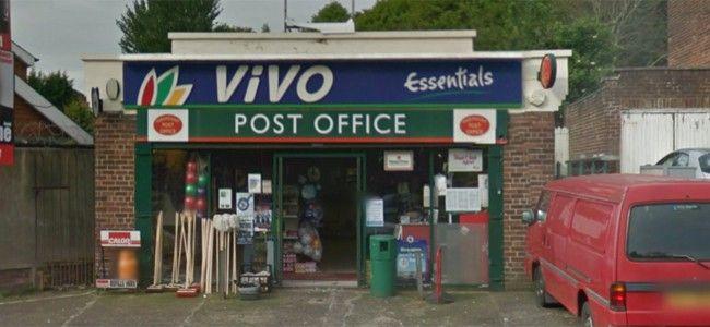 Parkmount Post Office