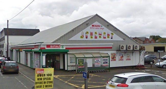Ballymoney Post Office