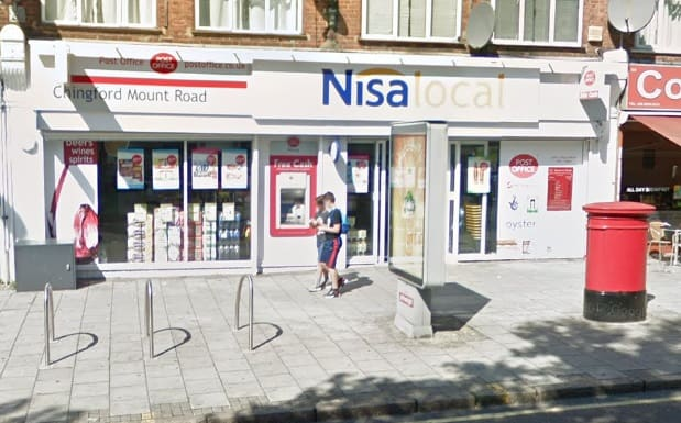 Chingford Mount Post Office